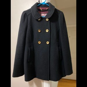 Juicy Couture Wool Blend Coat